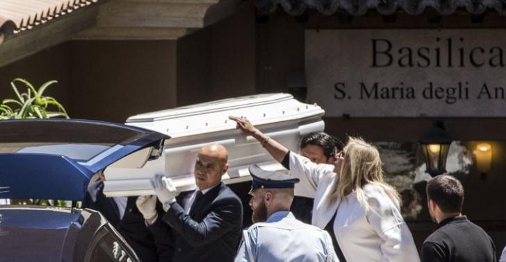 Funerale Biagiotti